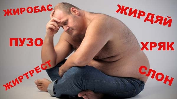 Способы похудения для мужчин - советы для борьбы с ожирением