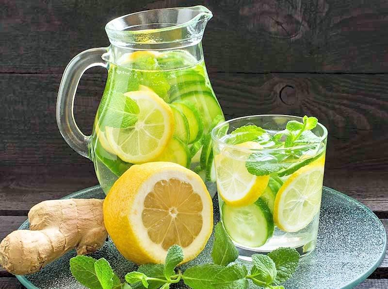 Похудеть На Лимоной Воде. Вода с лимоном для похудения