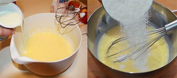 блинчики вологодское кружево на кефире рецепт