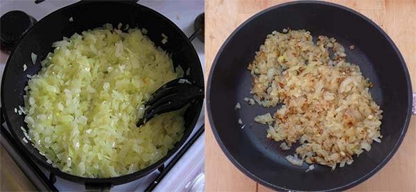 блины с яйцом и луком рецепт