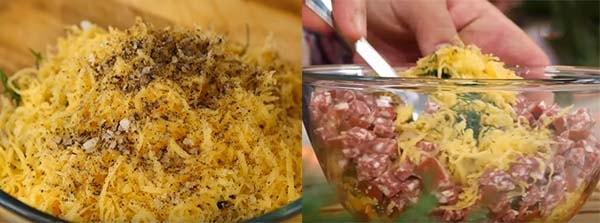 омлет-с-лавашом-и-сыром-на-сковороде-2
