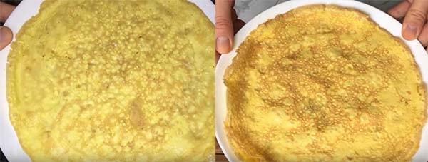 рецепт салата министерский с блинчиками