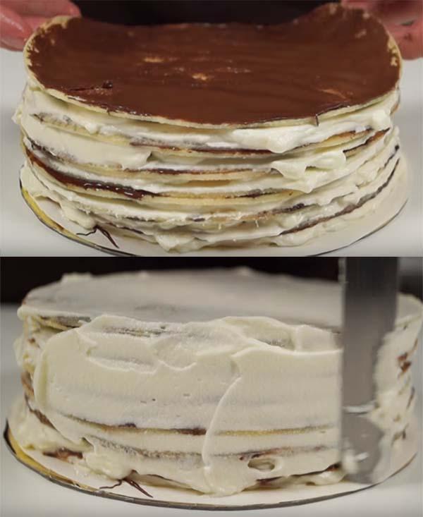 торт-из-блинчиков-8