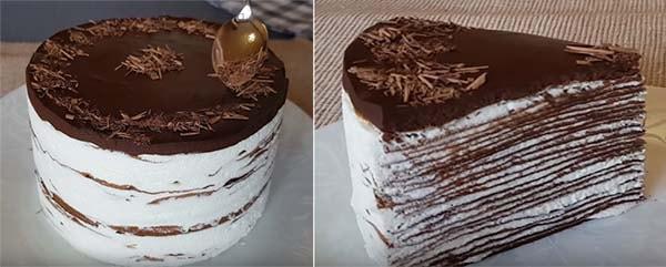 торт-из-шоколадных-блинчиков-7