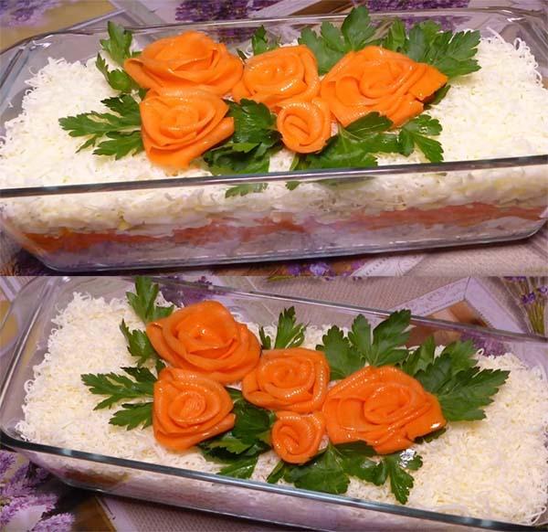 классический-салат-мимоза-с-сайрой-7