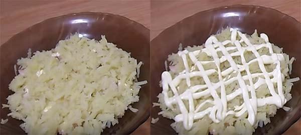салат-мимоза-с-копченой-скумбрией-3