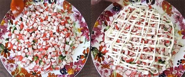 салат-мимоза-с-крабовыми-палочками-и-кукурузой-6
