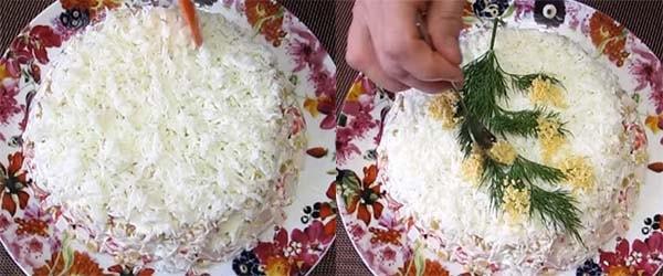 салат-мимоза-с-крабовыми-палочками-и-кукурузой-8
