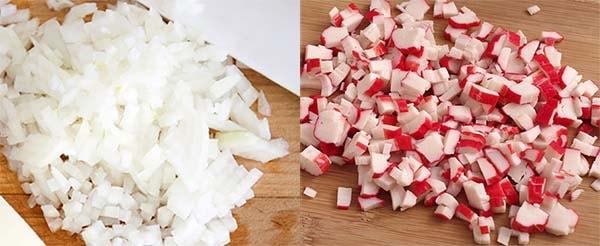 салат-мимоза-с-крабовыми-палочками-и-сыром-1