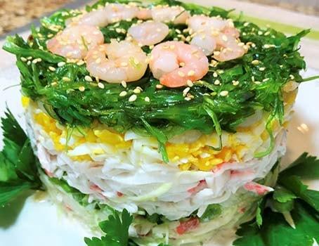 салат-мимоза-с-крабовыми-палочками-рецепт-5