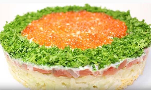 салат-мимоза-с-красной-икрой-8