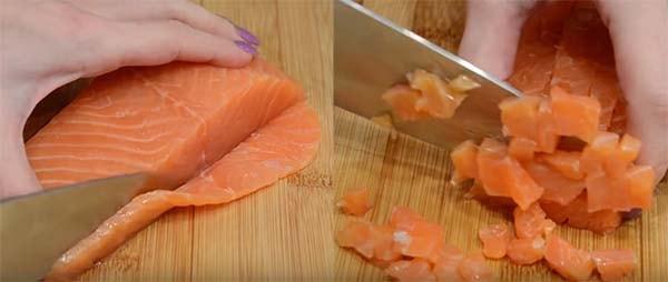 салат-мимоза-с-красной-рыбой-2