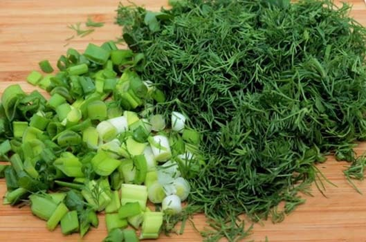 салат-мимоза-с-креветками-и-сыром-3