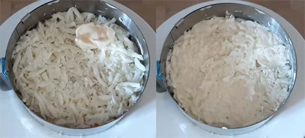 салат-мимоза-с-курицей-и-грибами-8