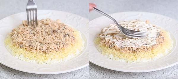 салат-мимоза-с-маслом-и-сыром-4