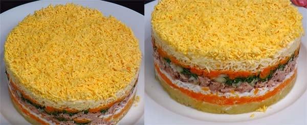 салат-мимоза-с-рыбными-консервами-и-сыром-11