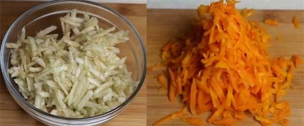 салат-мимоза-со-шпротами-яблоком-3