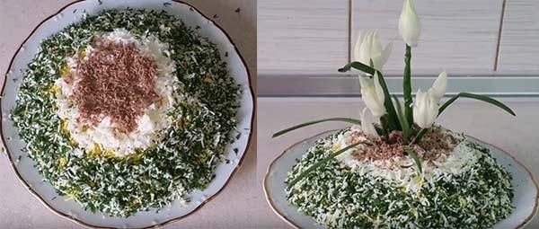 салат-подснежник-с-куриной-печенью-12