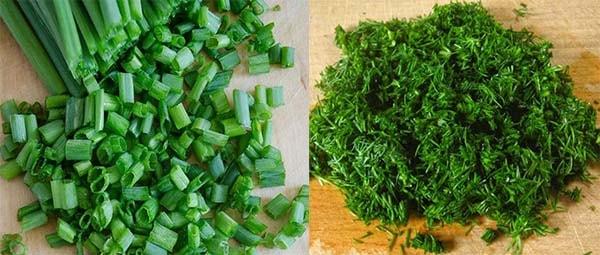 салат-подснежник-с-сыром-и-зеленью-2
