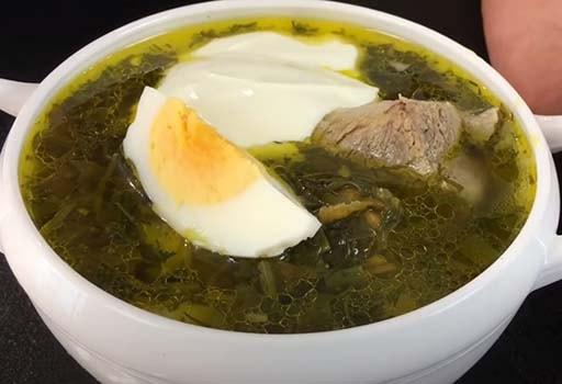 щавелевый-суп-на-мясном-бульоне-7
