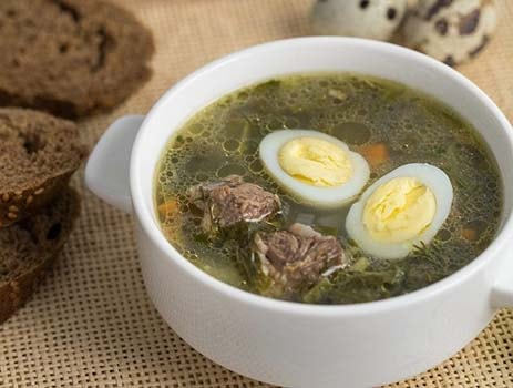 щавелевый-суп