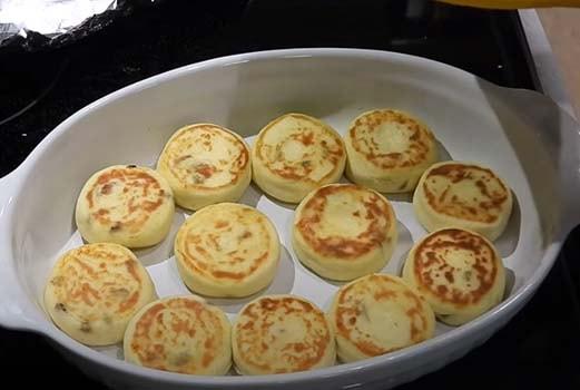 пышные-сырники-на сковороде-10