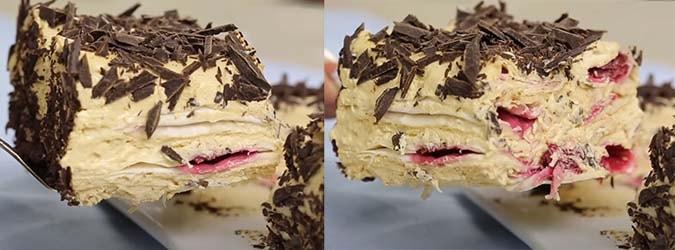 торт-из-лаваша-и-вишни-8