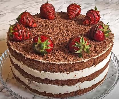 торт-с-клубникой-и-шоколадом-23