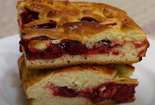 вишневый-пирог-дрожжевой-9