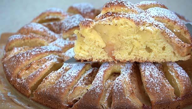 итальянский-яблочный-пирог-9