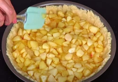 насыпной-яблочный-пирог-6