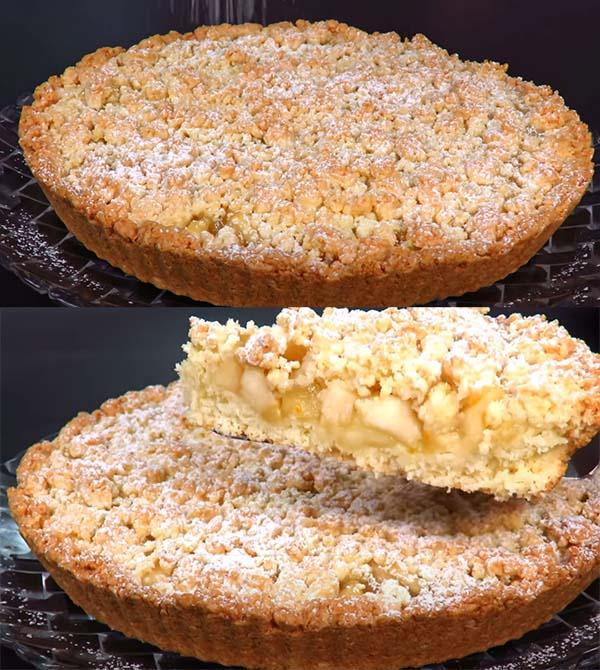насыпной-яблочный-пирог-9