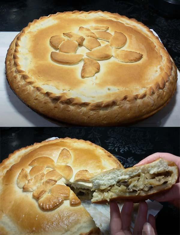 пирог-с-капустой-и-грибами-9