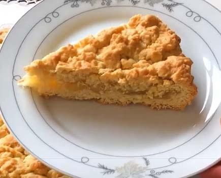 пирог-с-яблоками-и-крошкой-8