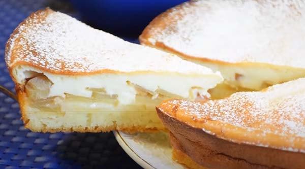 творожный-пирог-с-яблоками-7