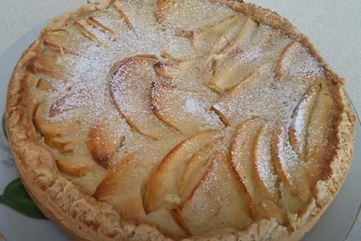 заливной-яблочный-пирог-11