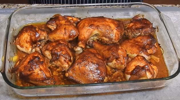 курица-кусочками-в-духовке-7