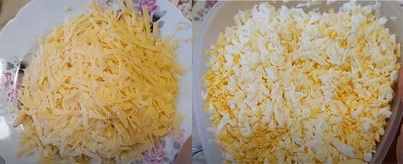 слоеный-салат-с-куриным-филе-и-кукурузой-2
