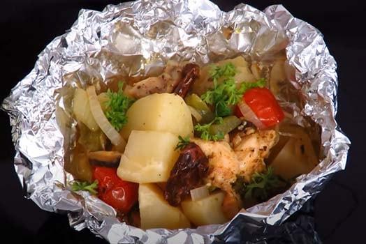 картошка-с-курицей-в-фольге-4