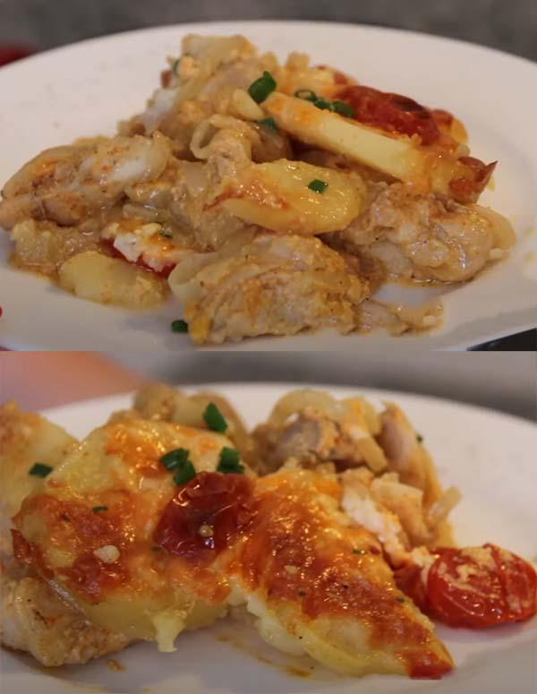 курица-по-французски-с-картошкой-8