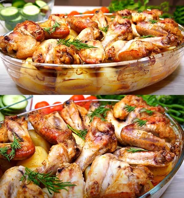 курица-с-картошкой-в-духовке-рецепт-6