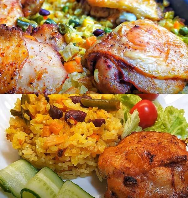 курица-с-рисом-и-овощами-в-духовке-12