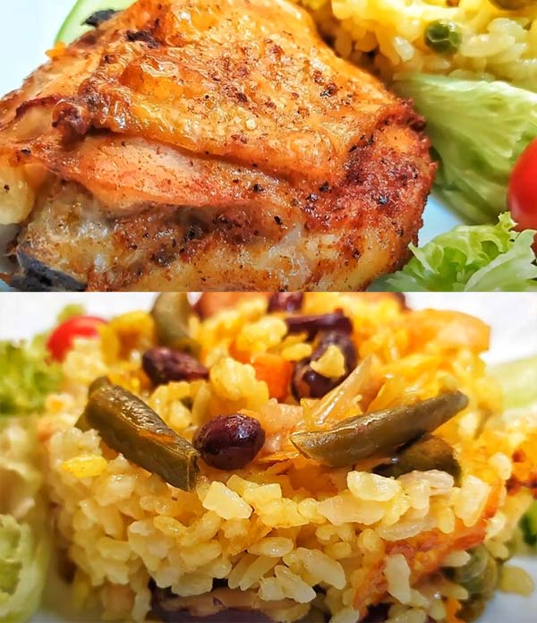 курица-с-рисом-и-овощами-в-духовке-13
