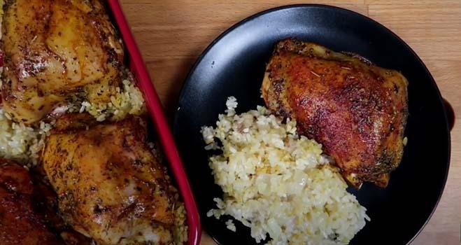 ленивый-рис-с-курицей-в-духовке-11