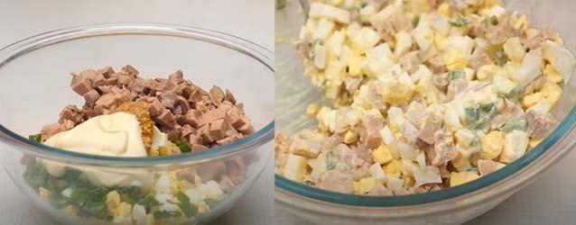 салат-из-тресковой-печени-с-яйцом-в-корзиночках-4