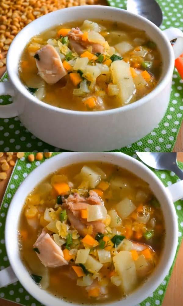 гороховый-суп-с-копченой-курицей-7