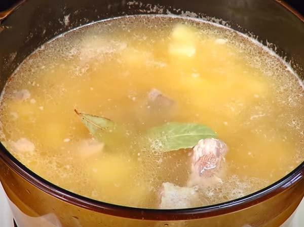 гороховый-суп-со-свининой-8