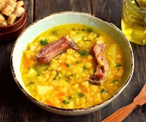 гороховый-суп