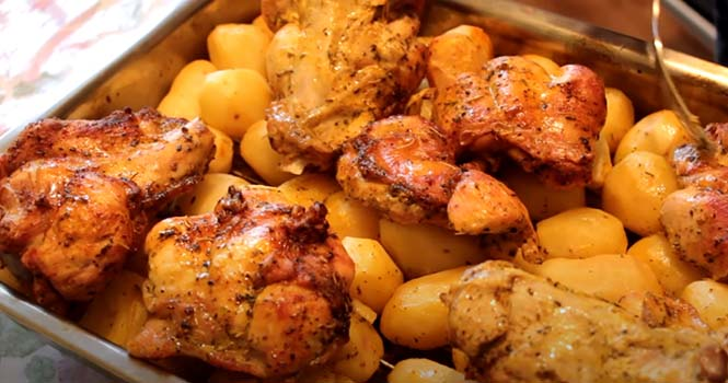 индейка-с-картофелем-в-духовке-6