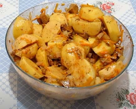 картошка-с-грибами-в-духовке-5